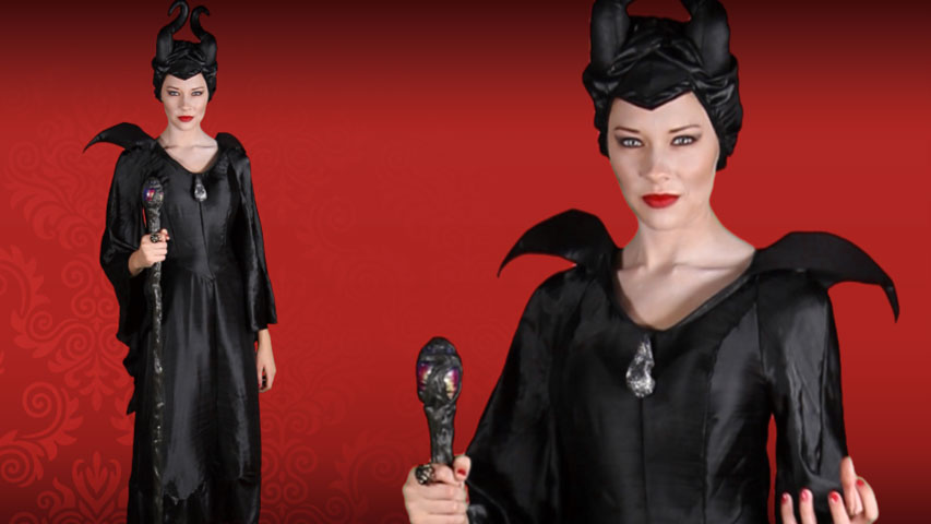 Deluxe Maleficent Christening Costume
