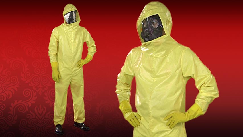 Adult Hazmat Costume