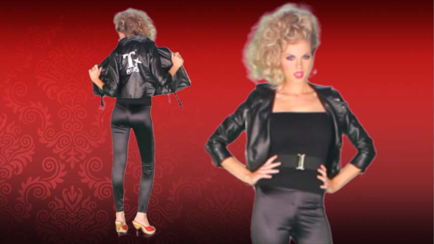 Bad Sandy Costume- GREASE