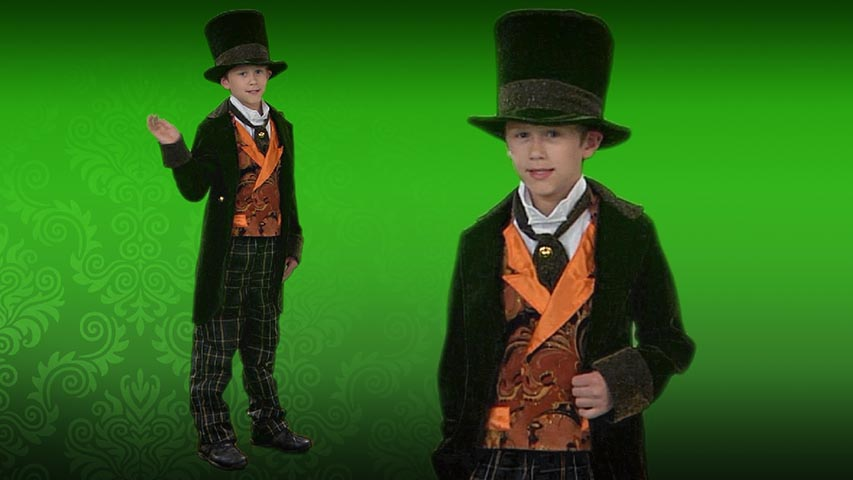 Child Deluxe Mad Hatter Costume