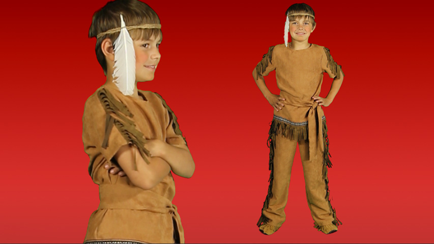Child Indian Costume