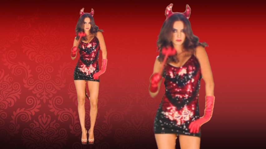 Devil Darling Costume
