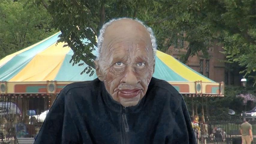 Grandpappy Mask