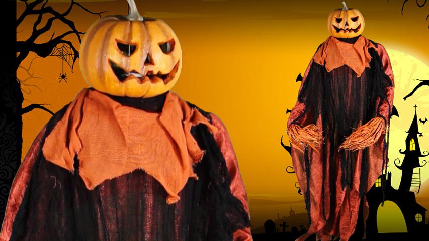 Hanging Pumpkin Reaper