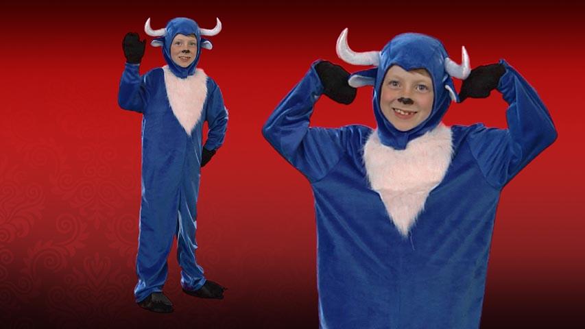 Kids Blue Ox