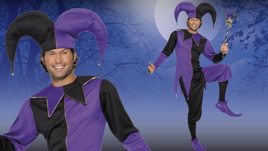 Medieval Jester Costume