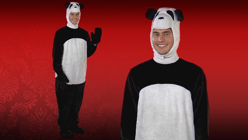 Mens Panda Costume