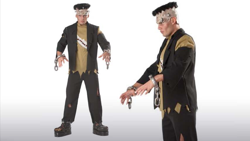 Frankenstein Monster Man Costume