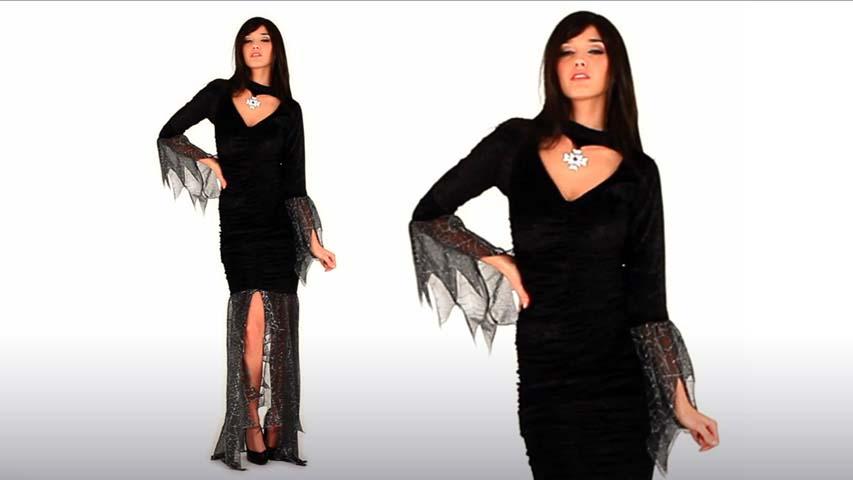 Mysterious Mistress Costume