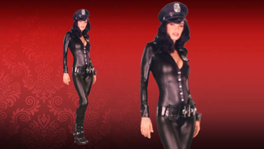 Officer Payne Police Uniform Costume