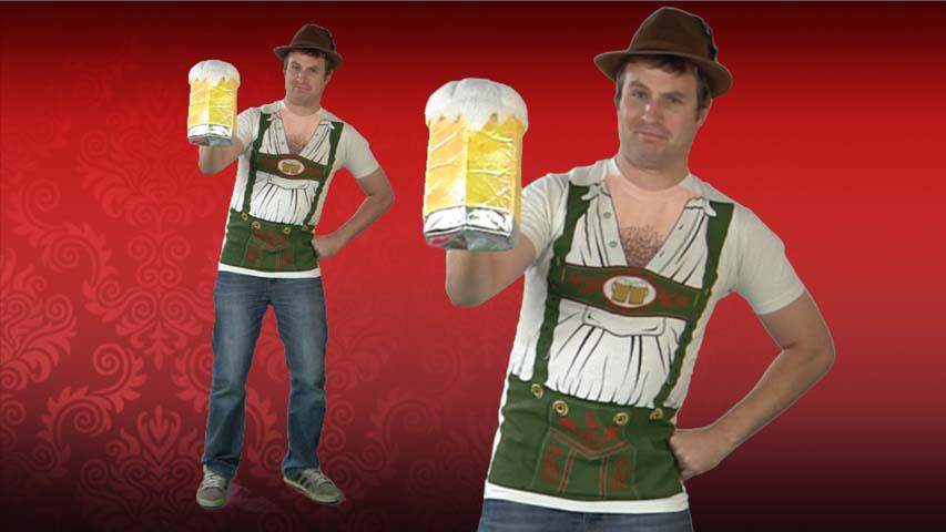 Oktoberfest Costume T-Shirt