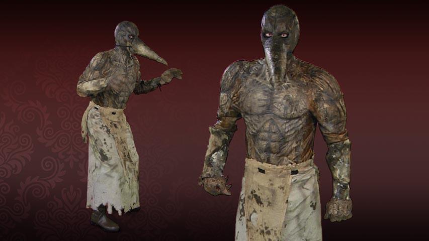 Pestilence FX Costume