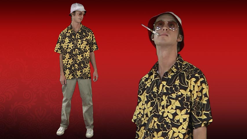 Fear and Loathing in Las Vegas Raoul Duke Costume