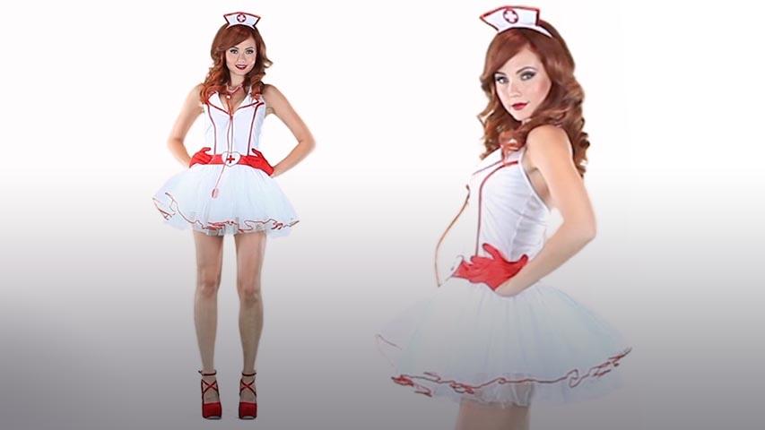 Ravishing RN Nurse Costume