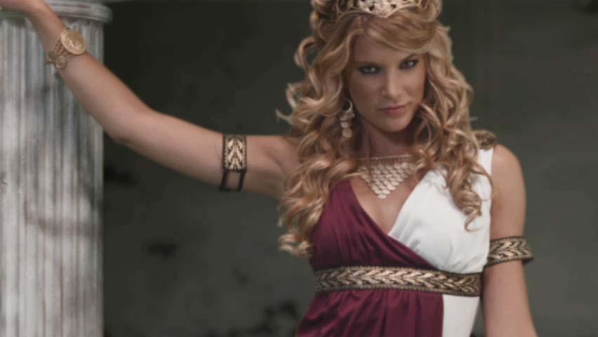 Roman Empress Toga Costume