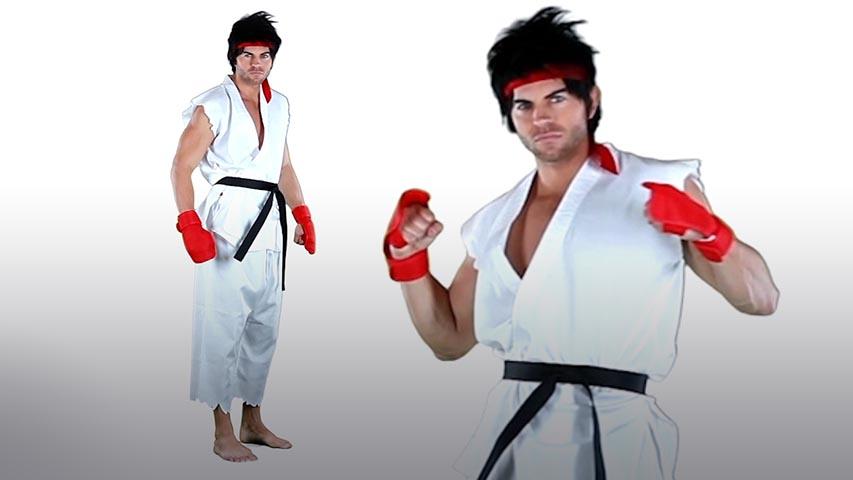 Ryu Costume