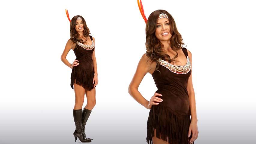 Sexy Pocahontas Costume