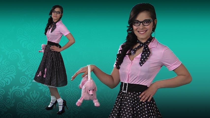 Sock Hop Cutie Costume