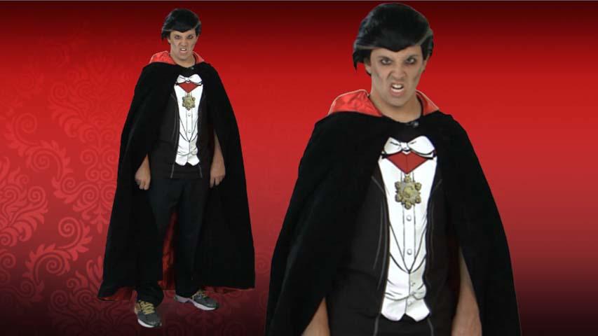Vampire Costume T-Shirt