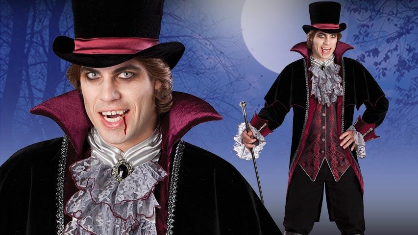 Versailles Vampire Costume
