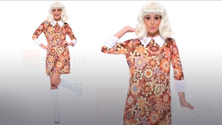 Women's Carnaby Cutie Costume