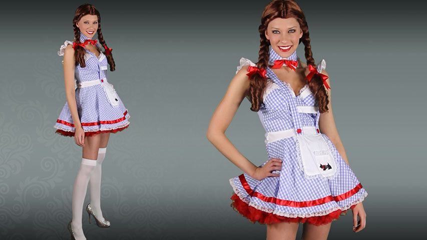 Womens Miss Kansas Costume