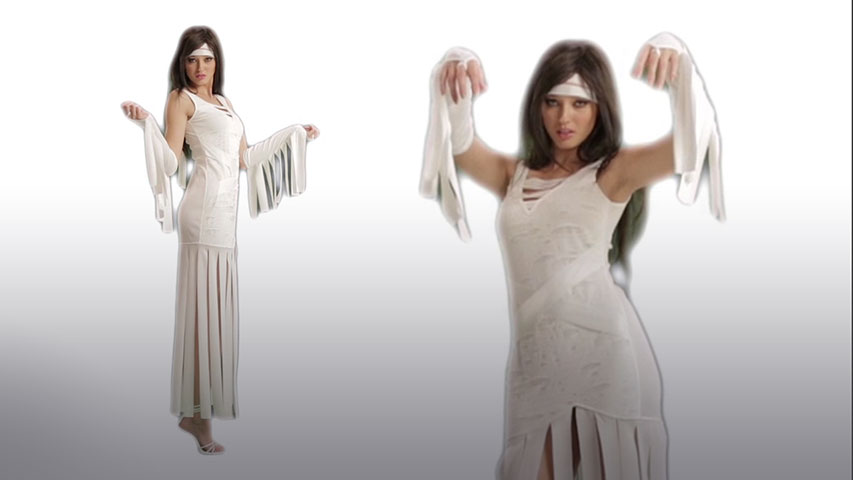 Women Mummy Dearest Costume