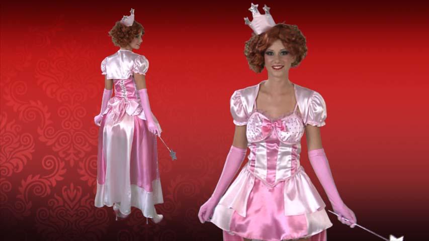 Women's Sexy Glinda Costume