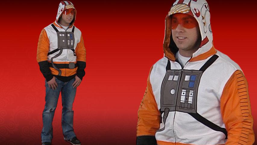 X-Wing Pilot Hoodie